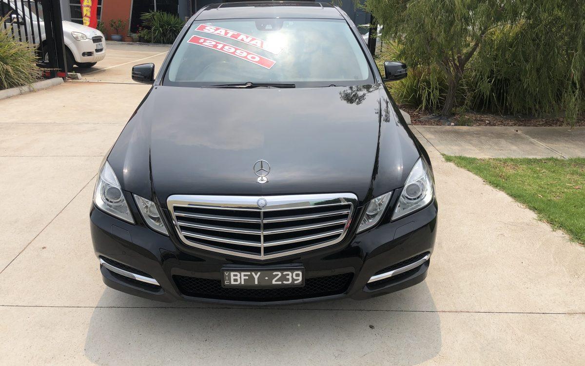 2011 Mercedes-Benz E-Class W212 E250 CDI BlueEFFICIENCY Avantgarde Sedan 4dr Spts Auto 5sp 2.1DT - image E250-24-1200x750 on https://www.pointnepeancarsales.com.au