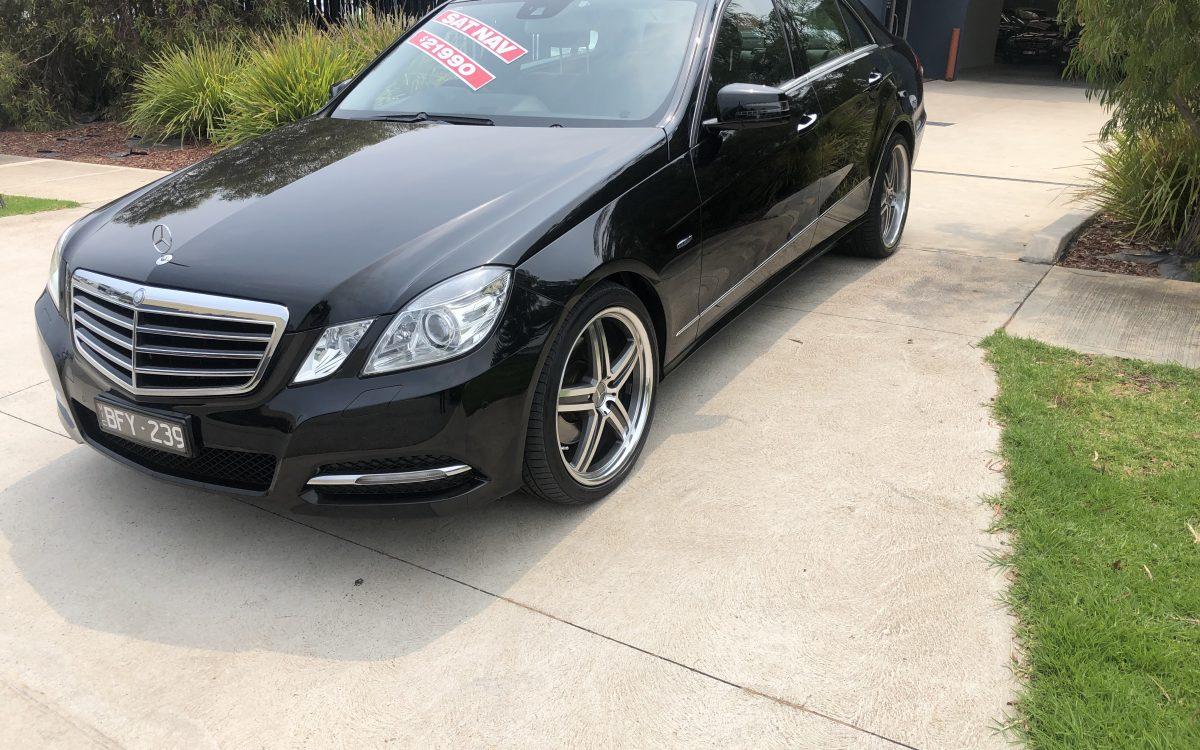 2011 Mercedes-Benz E-Class W212 E250 CDI BlueEFFICIENCY Avantgarde Sedan 4dr Spts Auto 5sp 2.1DT - image E250-25-1200x750 on https://www.pointnepeancarsales.com.au