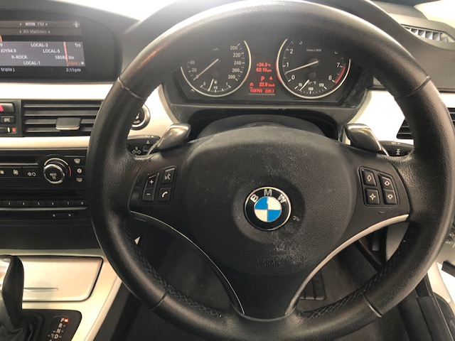 2008 BMW 3 Series E92 325i Coupe 2dr Steptronic 6sp 2.5i [MY08] - image IMG_0898 on https://www.pointnepeancarsales.com.au