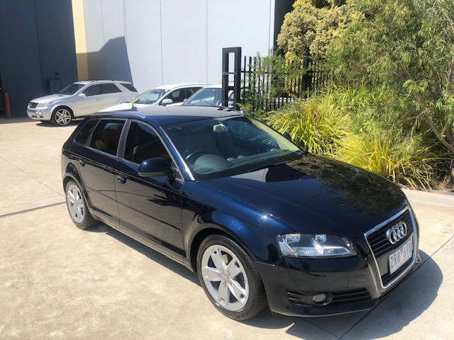 2010 Audi A3 8P TFSI Ambition Sportback 5dr S tronic 7sp 1.8T [MY10] - image a3-1 on https://www.pointnepeancarsales.com.au