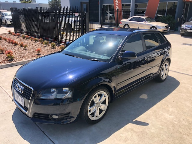 2010 Audi A3 8P TFSI Ambition Sportback 5dr S tronic 7sp 1.8T [MY10] - image a3-3 on https://www.pointnepeancarsales.com.au