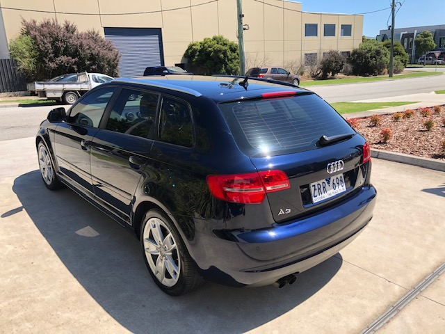 2010 Audi A3 8P TFSI Ambition Sportback 5dr S tronic 7sp 1.8T [MY10] - image a3-4 on https://www.pointnepeancarsales.com.au