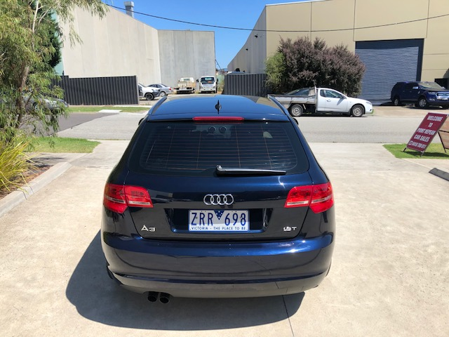 2010 Audi A3 8P TFSI Ambition Sportback 5dr S tronic 7sp 1.8T [MY10] - image a3-5 on https://www.pointnepeancarsales.com.au