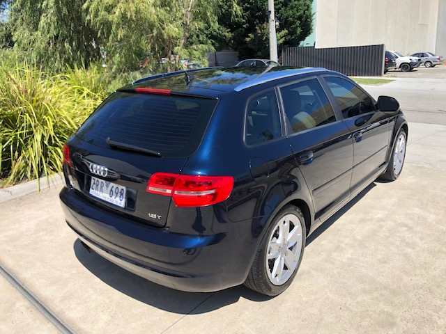 2010 Audi A3 8P TFSI Ambition Sportback 5dr S tronic 7sp 1.8T [MY10] - image a3-6 on https://www.pointnepeancarsales.com.au