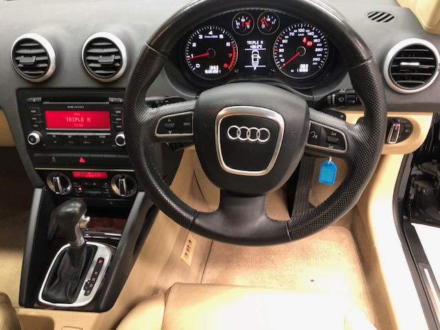 2010 Audi A3 8P TFSI Ambition Sportback 5dr S tronic 7sp 1.8T [MY10] - image a3-8 on https://www.pointnepeancarsales.com.au