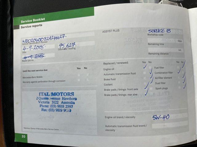 2009 Mercedes-Benz C-Class W204 C220 CDI Avantgarde Sedan 4dr Auto 5sp 2.2DT - image C220CDI-28-rotated-e1620016073605 on https://www.pointnepeancarsales.com.au