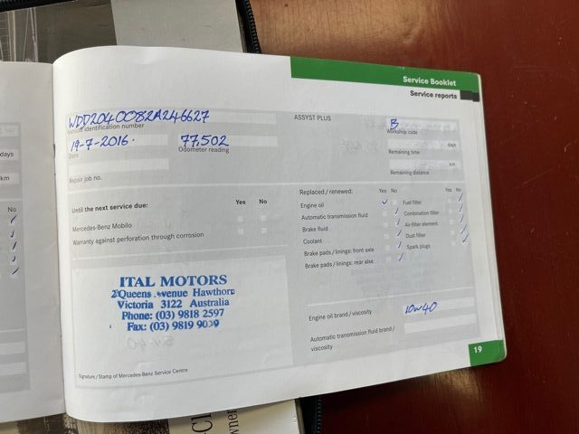 2009 Mercedes-Benz C-Class W204 C220 CDI Avantgarde Sedan 4dr Auto 5sp 2.2DT - image C220CDI-29-rotated-e1620016109143 on https://www.pointnepeancarsales.com.au