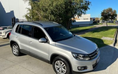 2011 Volkswagen Tiguan 5N 155TSI Wagon 5dr DSG 7sp 4MOTION 2.0T [MY12] - image tiguan-1-400x250 on https://www.pointnepeancarsales.com.au